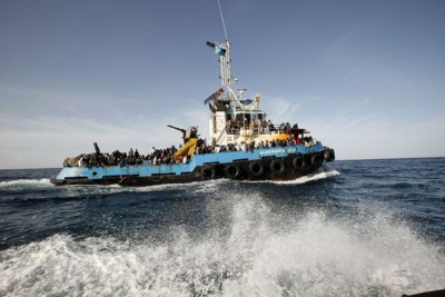 DK PBB setujui misi penumpasan perdagangan manusia di Libya