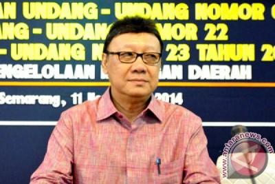 """Mendagri : 40 persen kecamatan di perbatasan """"pintu"""" narkoba"""