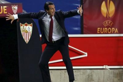 LIGA EUROPA - Sevilla tantang Liverpool di final usai menang 3-1