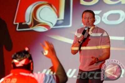 Legenda Arsenal: Masa depan persepakbolaan Indonesia cerah