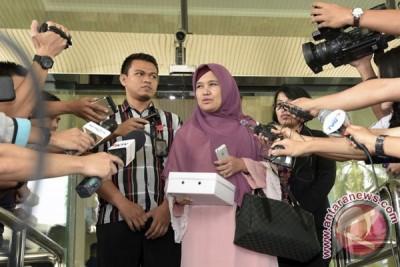 Cici Tegal akui terima uang dari Siti Fadilah
