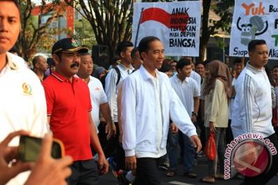 Presiden serukan gotong royong untuk pembangunan nasional