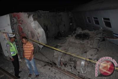 KNKT turun tangan selidiki insiden KA di Cirebon