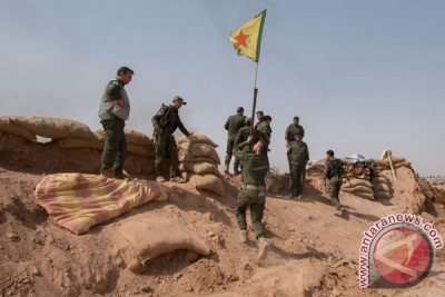 Kurdi rebut Tal Abyad dari ISIS