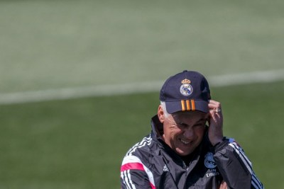Real Madrid pecat Ancelotti