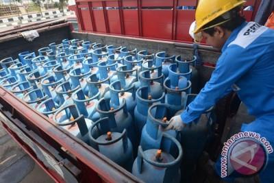 Penjualan LPG Pertamina