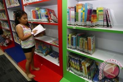 Perpustakaan Baru Anak