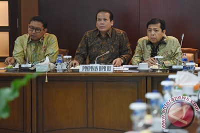 Rapat Konsultasi DPR-BPK