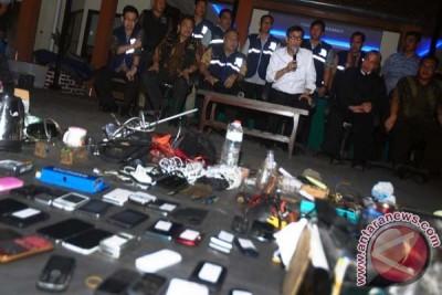 Menkumham: ubah sistem hukum kurangi kelebihan kapasitas lapas