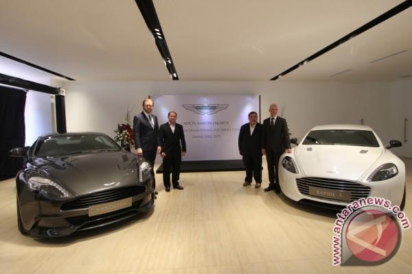 Aston Martin buka dealer pertama di Indonesia