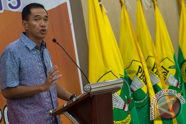 Posisi Ketum PBSI hanya diperebutkan Gita-Wiranto