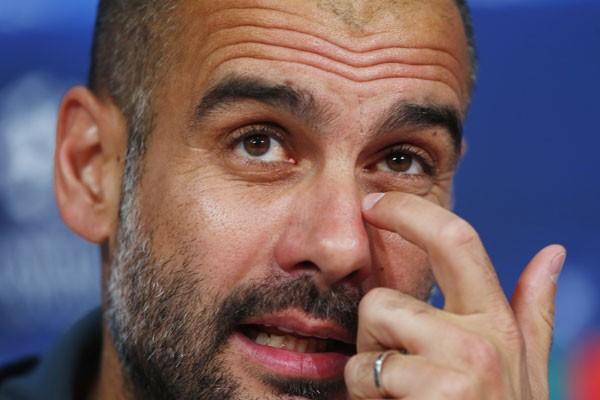 LIGA CHAMPIONS - Guardiola beberkan penyebab kekalahan Manchester City