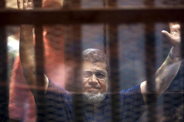 Pengadilan Mesir Kukuhkan Hukuman 20 Tahun Penjara Moursi