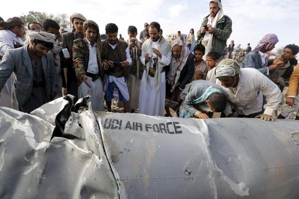 Koalisi: lima tentara Arab Saudi tewas di perbatasan Yaman