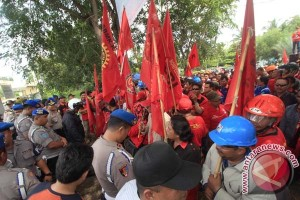 Aksi Buruh