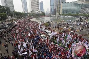 Polri harapkan Hari Buruh diisi kegiatan positif