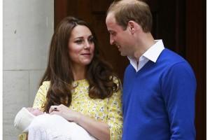 Kate Middleton lahirkan bayi perempuan