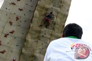 "UII Yogyakarta miliki ""wall climbing"" berstandar internasional"