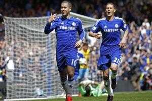 Oscar trigol, Chelsea libas MK Dons 5-1
