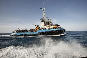 87 jenazah imigran ditemukan di pantai Libya