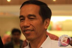 Presiden Jokowi blusukan di Abu Dhabi