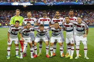 Robben dan Boateng dibangku cadangkan saat Bayern lawan Hamburg