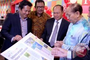 ANTARA - Kosmo terbitkan berita Indonesia di Malaysia