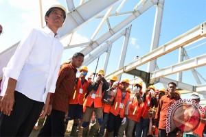 Penyediaan infrastruktur untuk kemajuan Papua