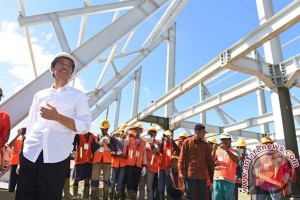 Indonesia infrastructure development aimed to boost economic growth