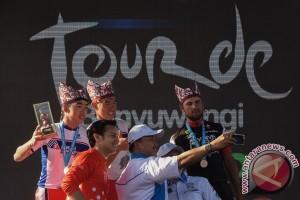 International Tour de Banyuwangi Ijen digelar Mei