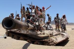 Pejuang anti-Houthi capai kemajuan di Yaman Selatan
