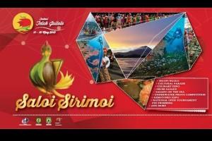 Halmahera Barat helat Festival Teluk Jailolo