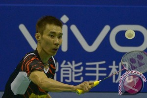 lIbas Lin Dan,  Shi Yuqi tantang Chong Wei pada final All England