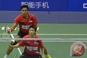 Owi/Butet gagal raih gelar dalam Kejuaraan Asia