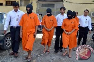 Polisi ringkus mantan anggota TNI bandit curanmor
