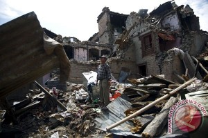 Tiga WNI tewas dan 55 lainnya terluka akibat gempa Taiwan