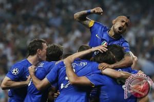 Menang 2-0, satu kaki Juventus di perempatfinal Liga Champions