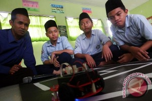 Murid madrasah raih emas Olimpiade Penelitian Siswa Indonesia