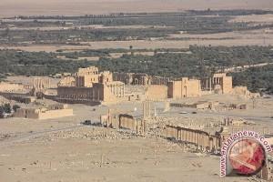 Ditemukan kuburan massal korban kekejian ISIS di Palmyra