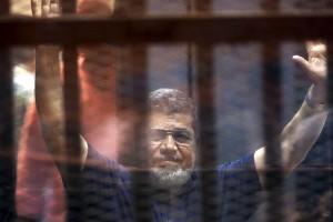 Pengadilan Mesir kukuhkan hukuman seumur hidup Moursi
