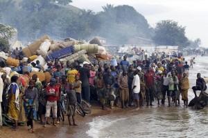 Orang Burundi yang mencari suaka di Zambia jadi 570