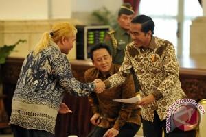Nasib ekonomi kreatif di awal era Presiden Jokowi