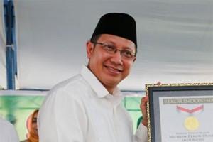 Menteri agama resmikian Pusat Islam Wakatobi