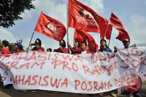 Maruarar tidak permasalahkan mahasiswa demonstrasi Harkitnas