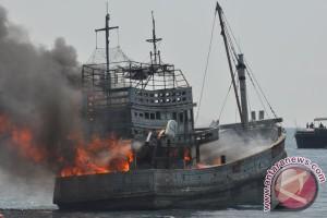 KKP: 70 kapal menunggu ditenggelamkan