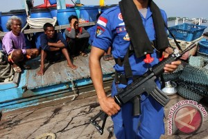 KKP tangkap empat kapal ikan ilegal Vietnam