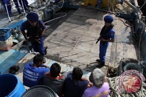 Lampung regional police investigates 14 illegal fishing cases