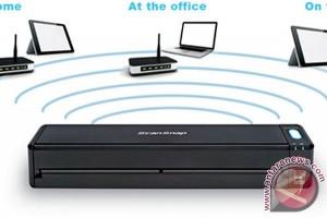 Fujitsu luncurkan scanner portabel iX100