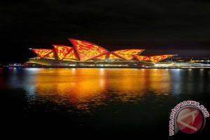Sydney termasuk kota pertama yang mematikan lampu untuk Earth Hour