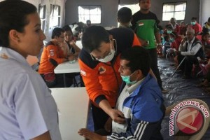 Masyarakat Nepal sambut baik kedatangan tim Indonesia